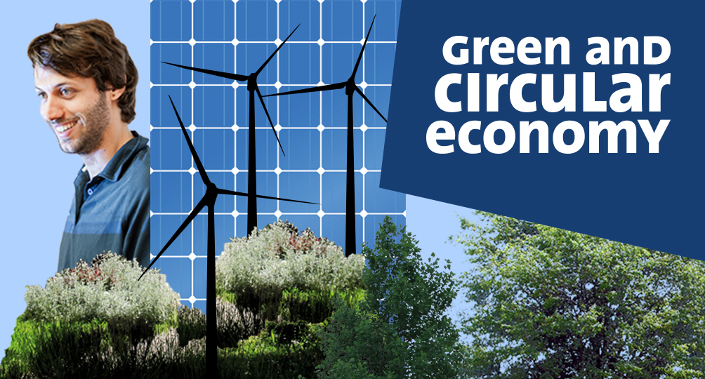 Green and Circular Economy NEW