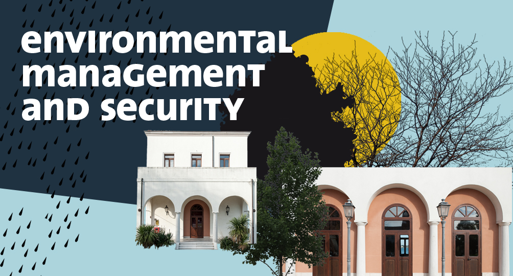 Environmental Manag and Security 2018 orizz