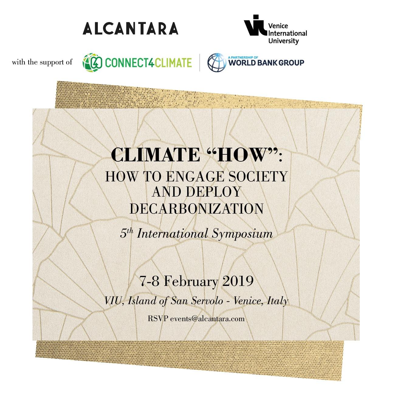 Alcantara Symposium Venice STD 1 001