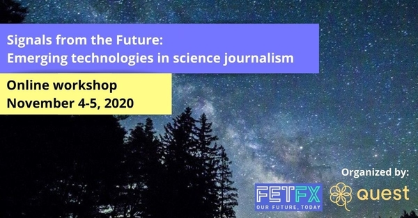 Workshop - signals from the future