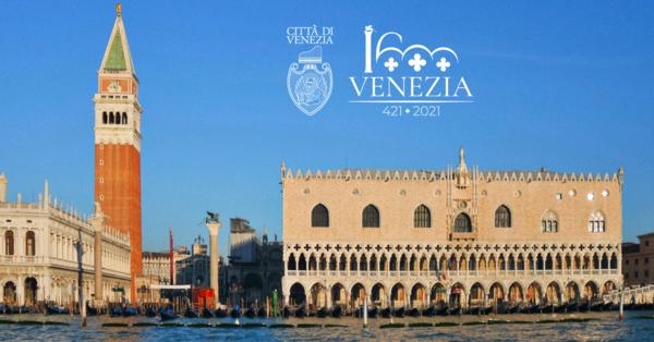 venice 1600 years anniversary