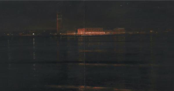 Notturno a venezia | ettore de conciliis